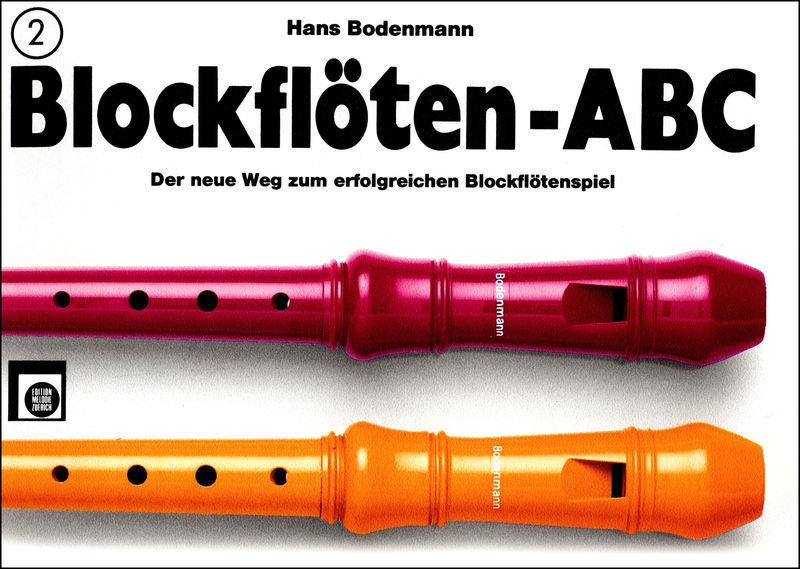 Edition Melodie Blockflöten ABC 2