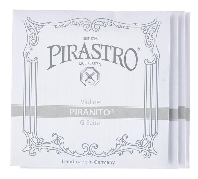 Pirastro Piranito Violin 3/4-1/2