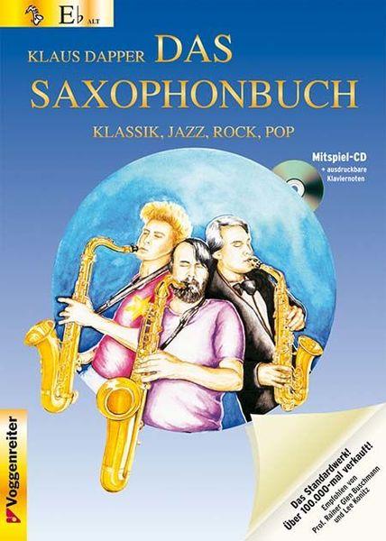 Voggenreiter Das Saxophonbuch 1 A-Sax