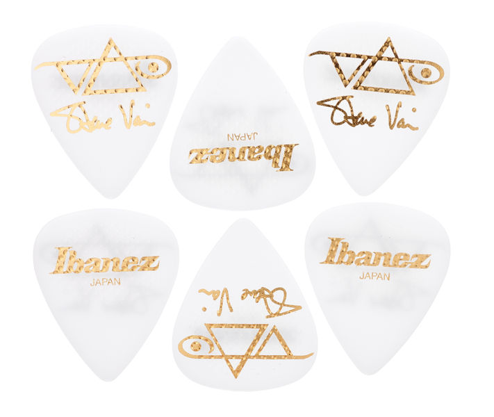 Ibanez Steve Vai Pick Set WH