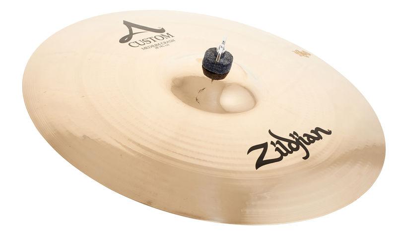 "Zildjian 18"" A-Custom Medium Crash"