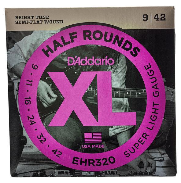 Daddario EHR320