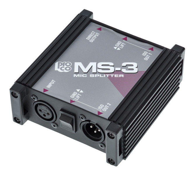 Proco MS-3 Splitter
