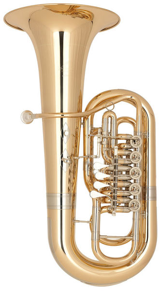 """Miraphone 281B 11000 """"Firebird"""" F- Tuba"""