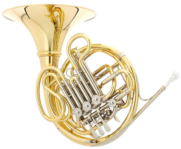 Hans Hoyer 6801A-L Double Horn