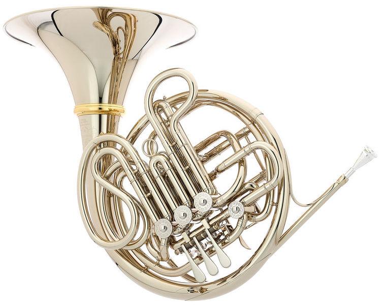 Hans Hoyer 6801NSA-L Double Horn
