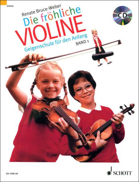 Schott Die Fröhliche Violine 1 + CD