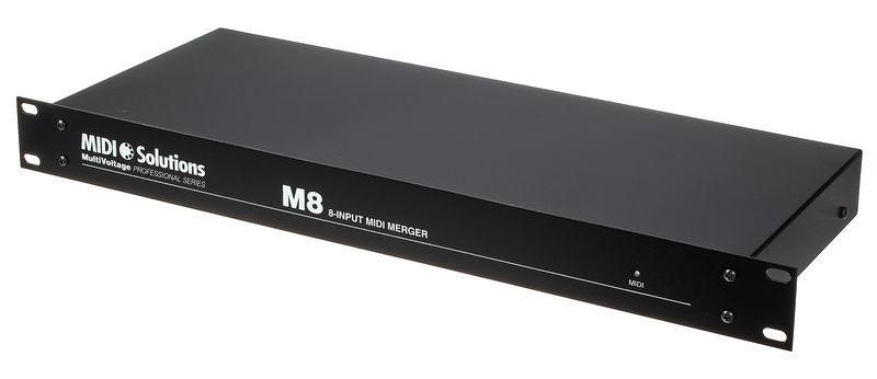 MIDI Solutions M8 Merger