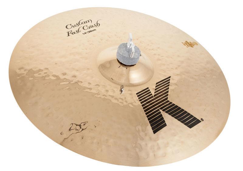 "Zildjian 14"" K-Custom Fast Crash"