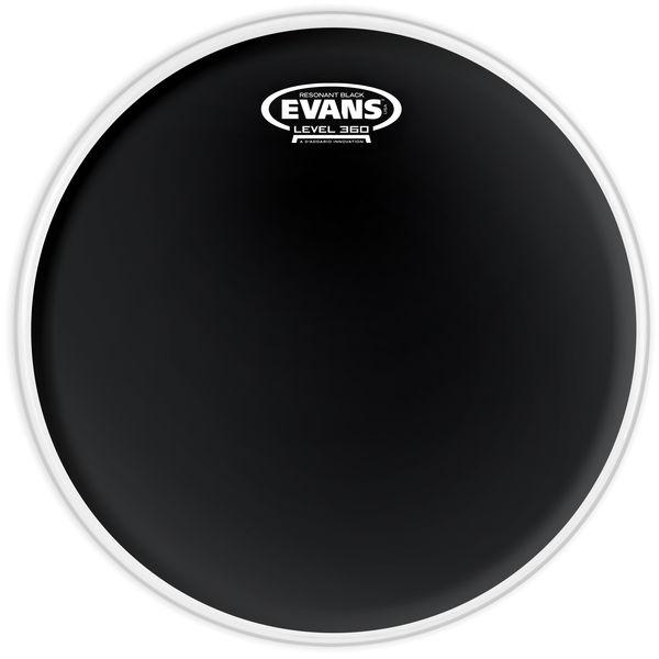 "Evans 08"" TomTom Reso Head Black"