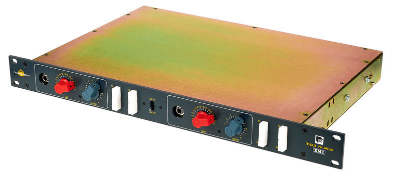 Chandler Limited TG2 Dual Mono Mic Preamp