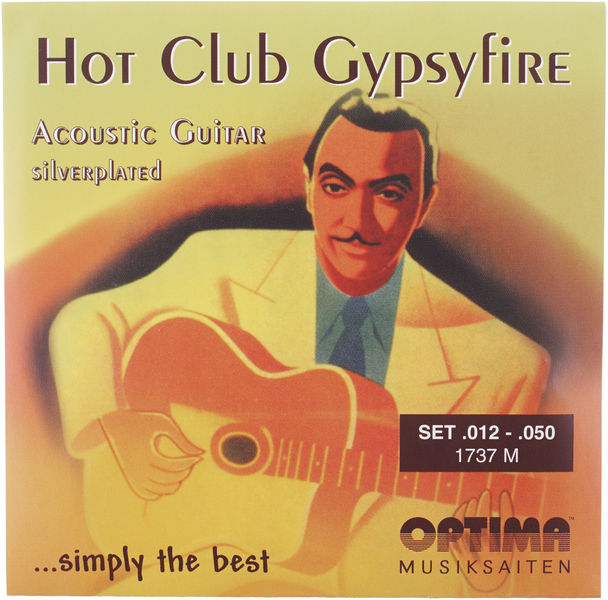 Optima Gypsyfire Medium 012/050