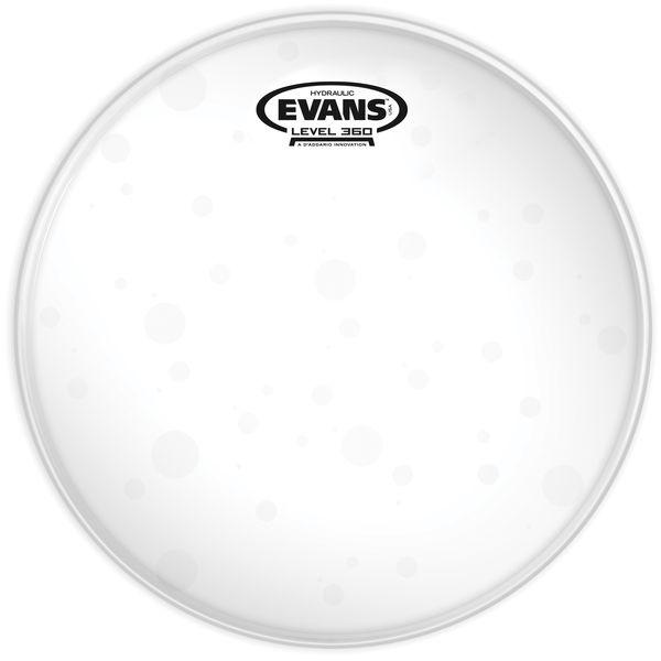 "Evans 13"" Hydraulic Glass Tom"