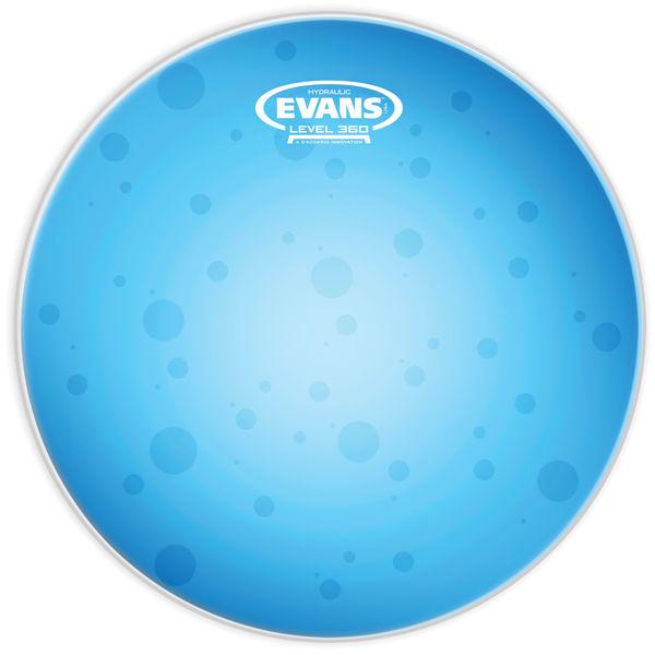 """Evans 15"""" Hydraulic Blue Tom"""