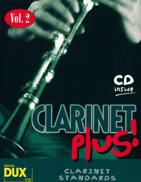 Edition Dux Clarinet Plus 2