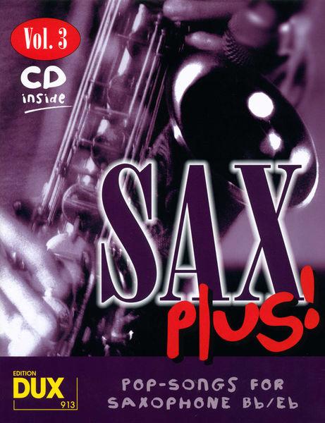 Edition Dux Sax Plus 3