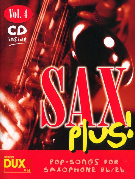 Edition Dux Sax Plus 4