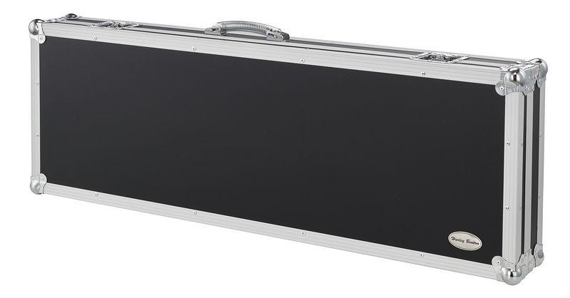 Harley Benton Flight Case Wood Bass