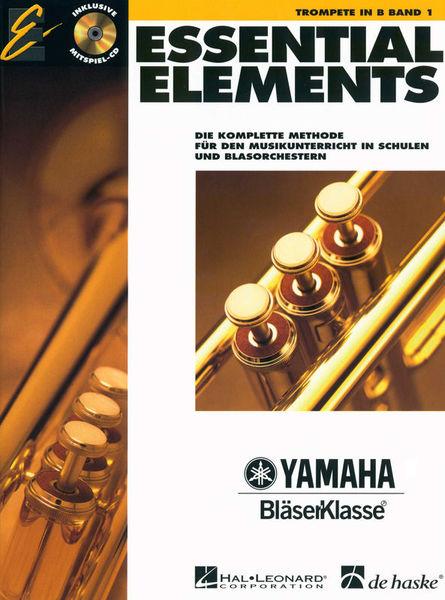 De Haske Essential Elements Trumpet 1