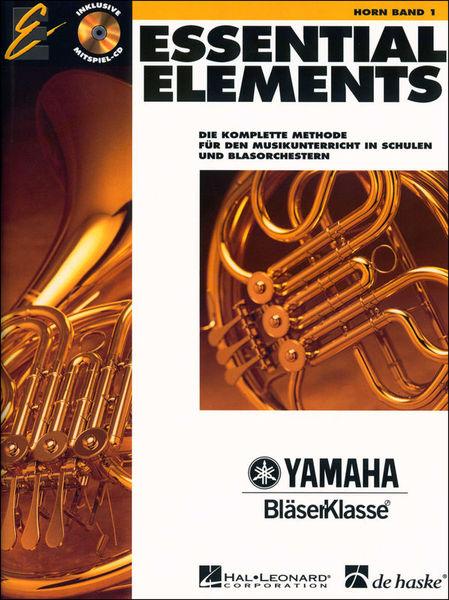 De Haske Essential Elements Horn 1