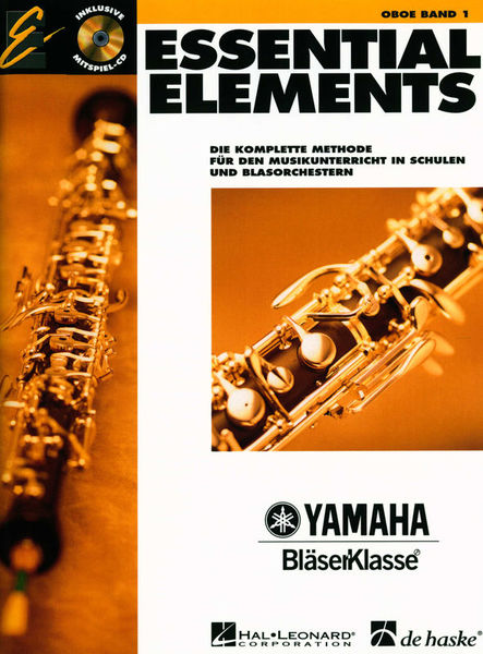 De Haske Essential Elements Oboe 1