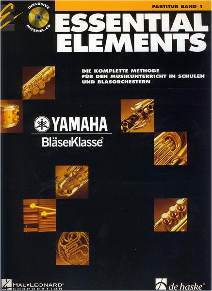 De Haske Essential Elements Score 1