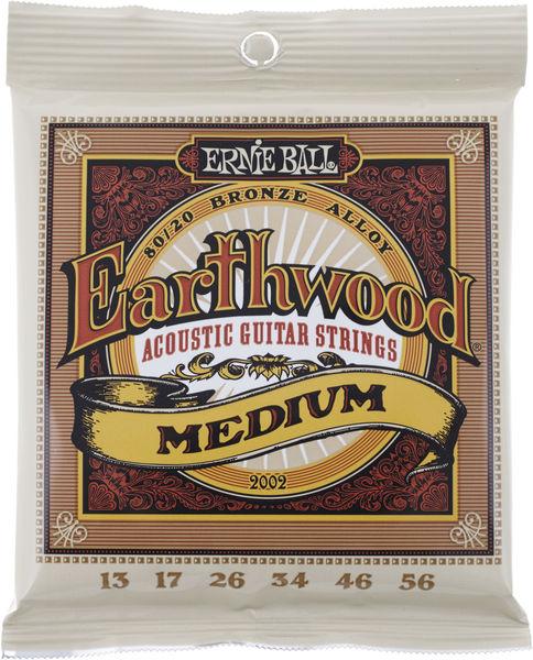 Ernie Ball 2002 Earthwood Bronze