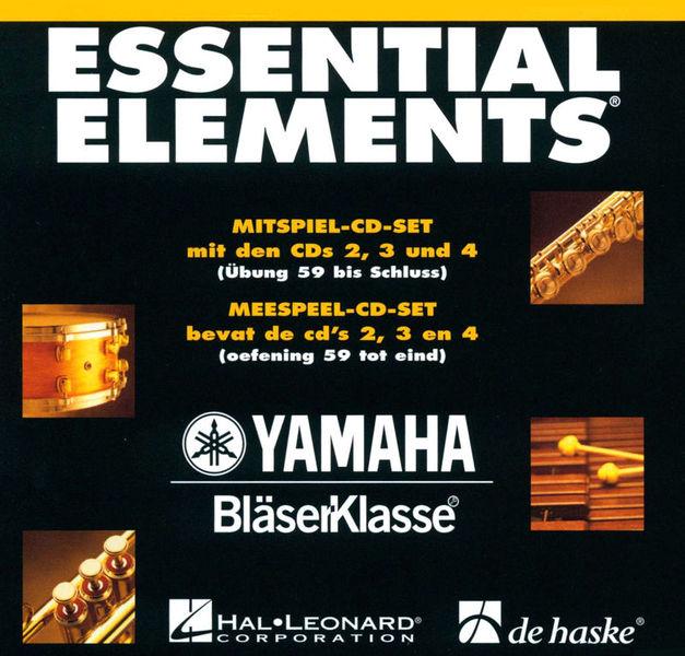 De Haske Essential Elements CD-Set 1