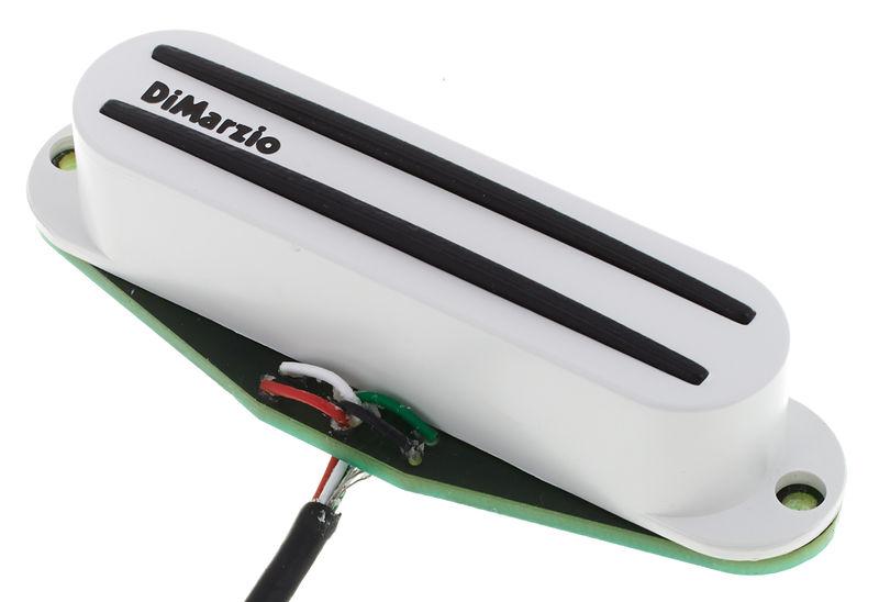 DiMarzio DP189 Tone Zone S WH