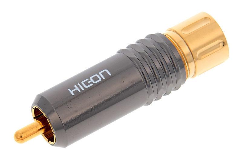 Hicon HI-CM-18-NTL RCA Connector
