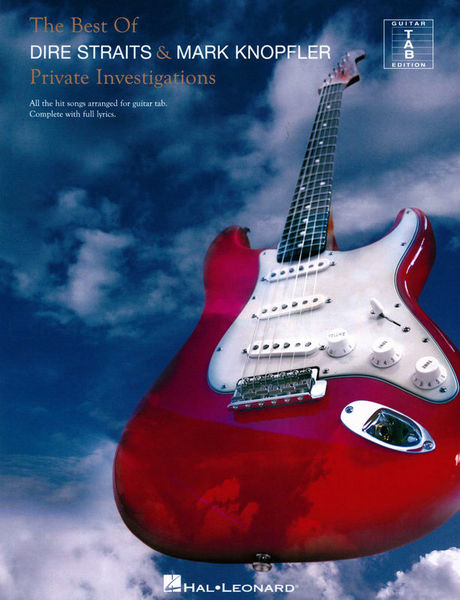 Wise Publications Dire Straits Private Invest.