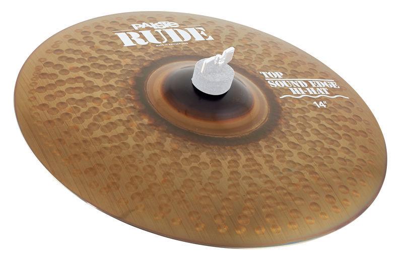 "Paiste 14"" Rude Sound Edge Hi-Hat"