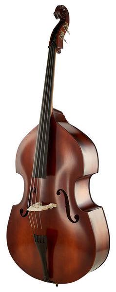 Thomann Bohemia Double Bass 4/4 LAM BR