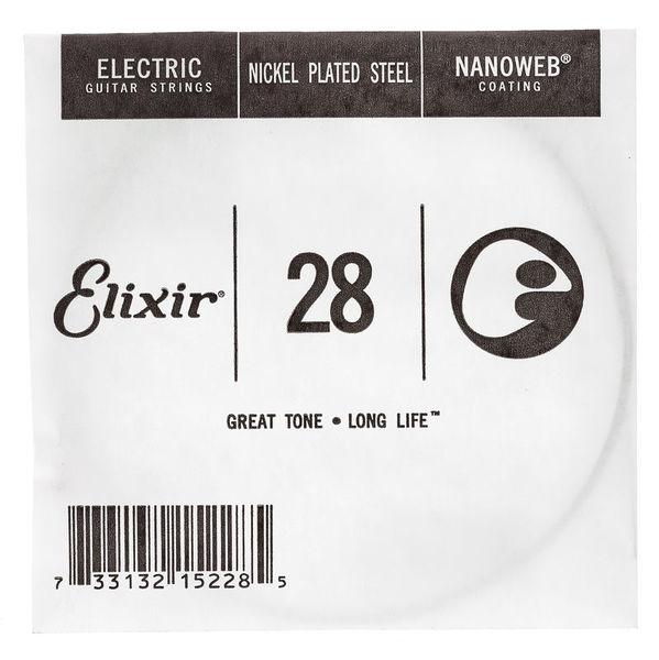 Elixir .028 Electric Guitar