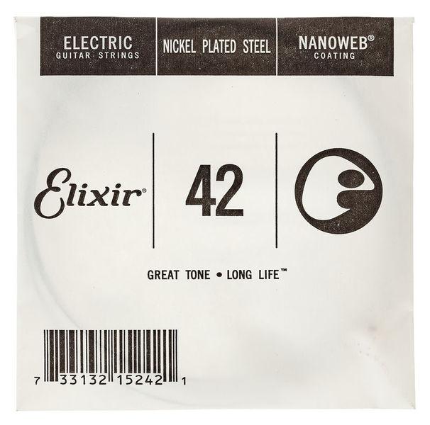 Elixir .042 Electric Guitar