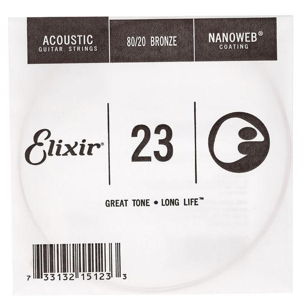 Elixir .023 Western Guitar