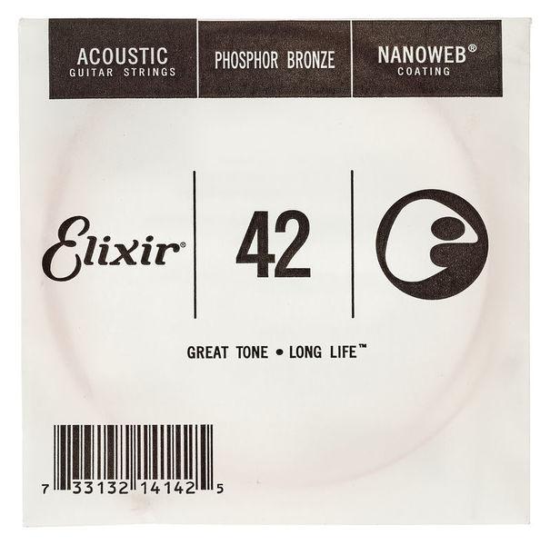 Elixir .042 Western Guitar Ph.