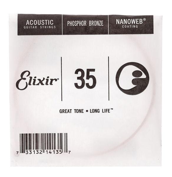 Elixir .035 Western Guitar Ph.