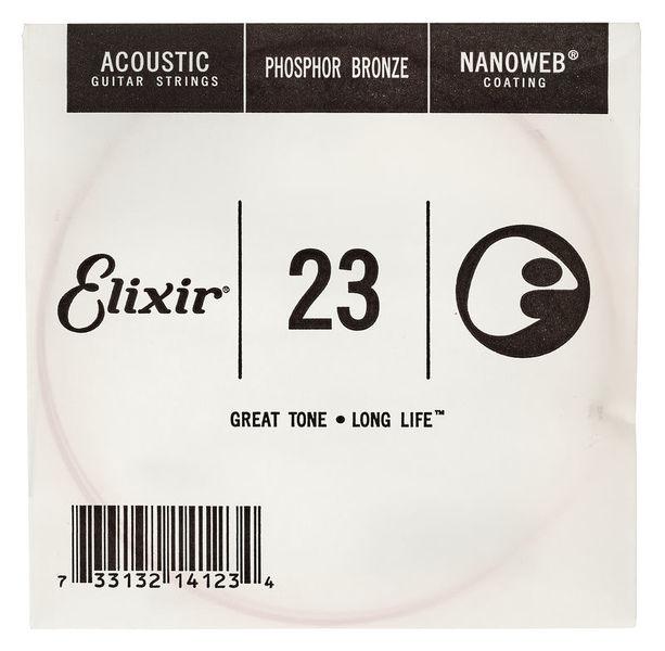 Elixir .023 Western Guitar Ph.