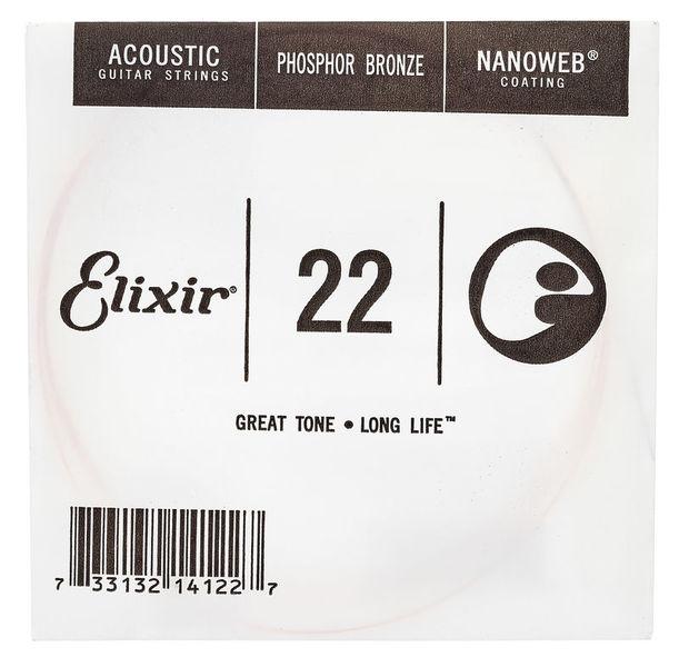 Elixir .022 Western Guitar Ph.