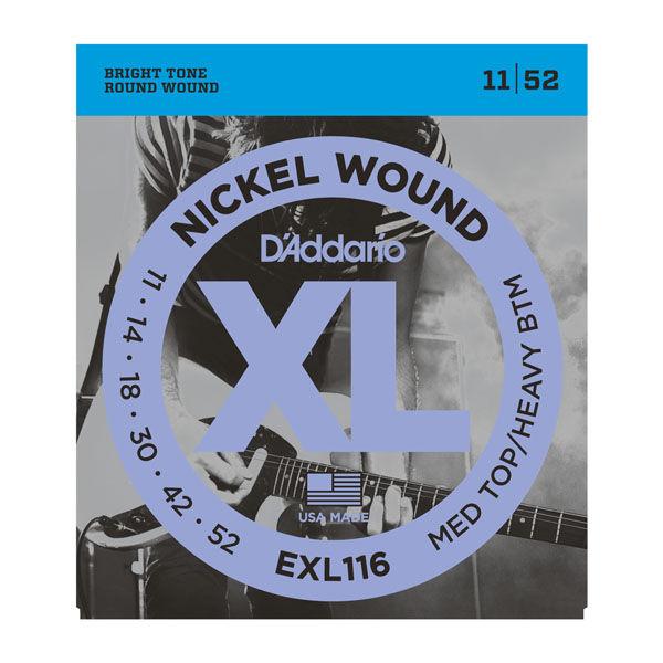 Daddario EXL116
