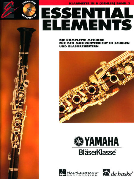 De Haske Essential Elements Clar. Oe 2