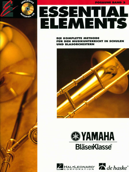 De Haske Essential Elements Trombone 2