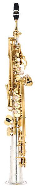 Selmer SE-S3MS Soprano Sax Silver