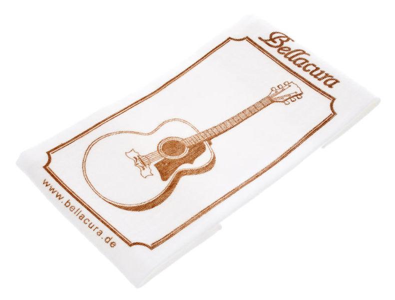Bellacura Polishing Cloth Guitar