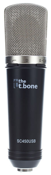 the t.bone SC 450 USB