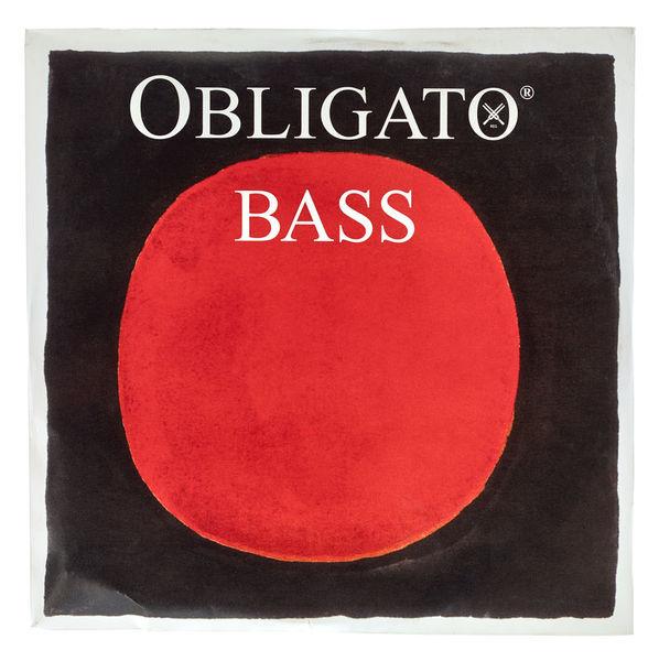 Pirastro Obligato E Double Bass 4/4-3/4