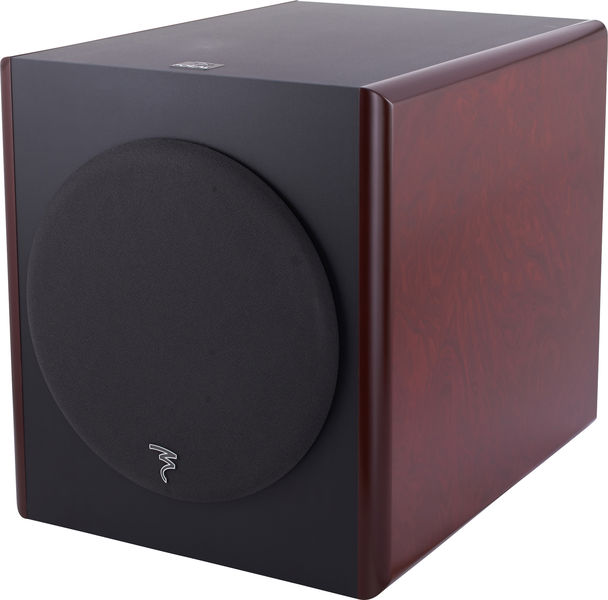 Focal Sub 6 Be red burr ash