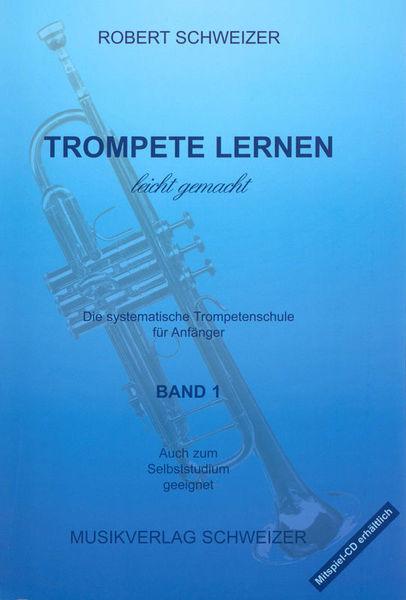 Musikverlag Schweizer Trompete Lernen Leicht 1