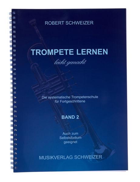 Musikverlag Schweizer Trompete Lernen Leicht 2